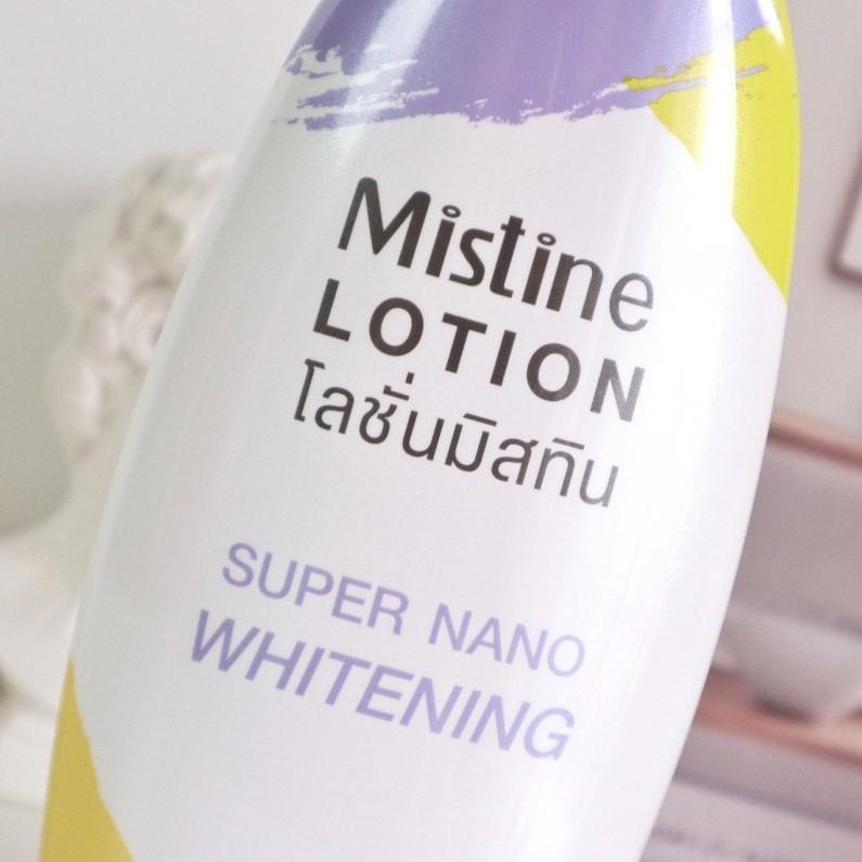 LotionMistineOiloil