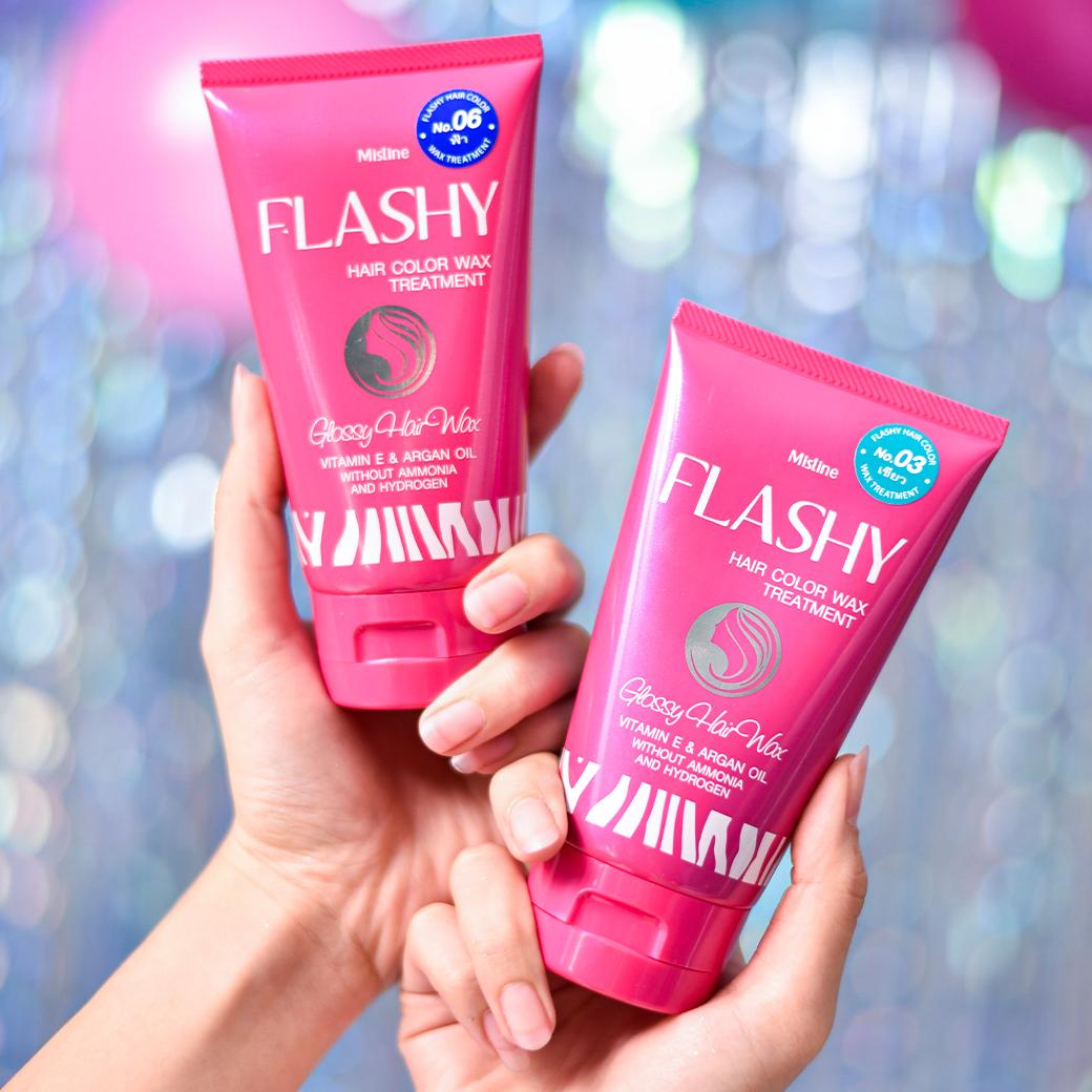 FlashyWax