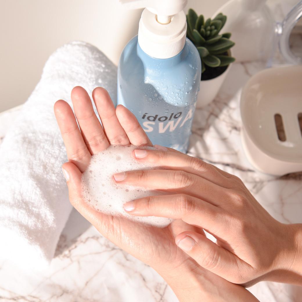 ครีมอาบน้ำอิโดโล่สเวย์